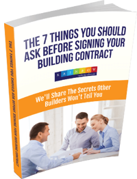7 things building contract book
