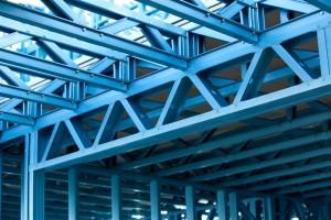 Steel Frames upclose