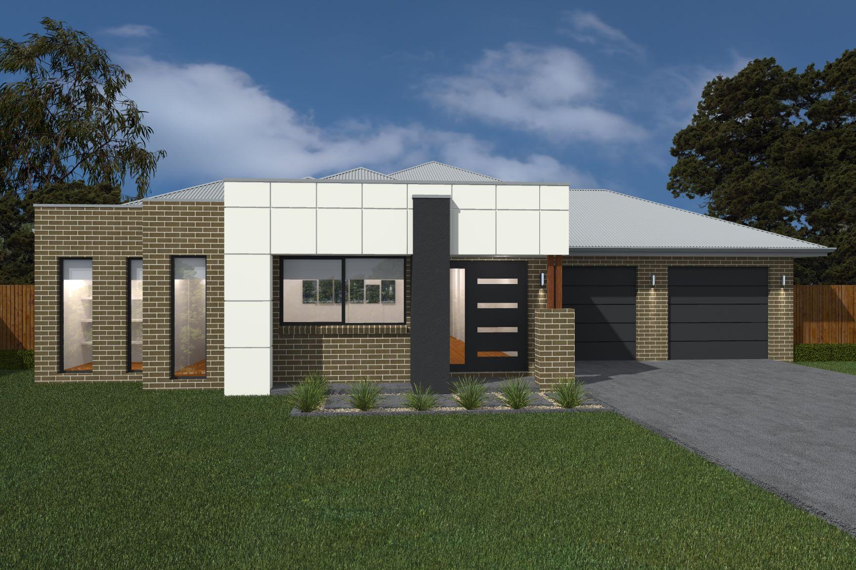 The Cambridge 254 Open Plan Home - Rainbow Building ...